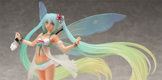 Racing Miku 2017 Thailand Ver. pela FREEing