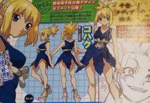 Revelado o design de quatro personagens de Dr.STONE