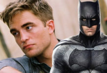 Robert Pattinson é o novo Batman
