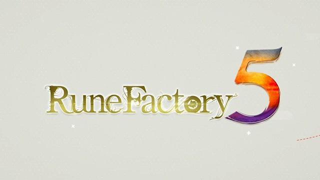 Rune Factory 5 só depois de Abril de 2020