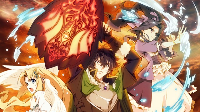 Entrevista com o staff de The Rising of the Shield Hero