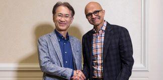 Sony e Microsoft anunciam nova parceria estratégica de jogos