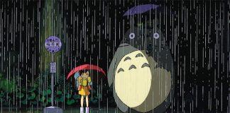 Totoro na RTP 2 dia 25 de Maio