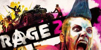 Trailer de lançamento de Rage 2