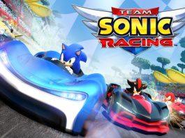 Trailer de lançamento de Team Sonic Racing (Nintendo Switch)