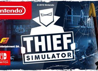 Trailer de lançamento de Thief Simulator (Nintendo Switch)