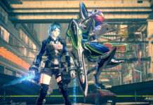 10 minutos de Gameplay de Astral Chain