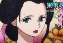 3º trailer do arco de Wano em One Piece
