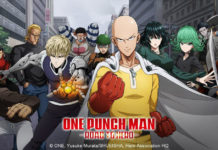 Anunciado jogo One-Punch Man: Road to Hero