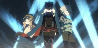 Blackfox é um filme anime que estreia em Outubro
