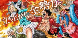 """Eiichiro Oda: One Piece Stampede é """"Incrível"""""""