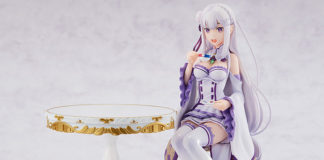 Emilia: Tea Party Ver. pela Kadokawa
