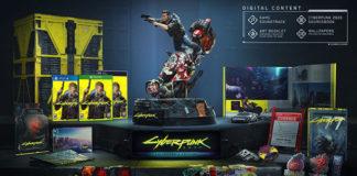 Esta é a edição de colecionador de Cyberpunk 2077