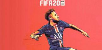 FIFA 20 em Setembro com Neymar na capa