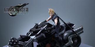 Figura da edição de colecionador de Final Fantasy VII Remake