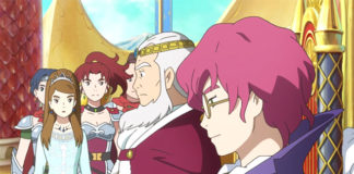 Filme de Ni no Kuni mostra Yoki, Gabaras e Danpa