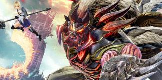God Eater 3 com demo para Nintendo Switch