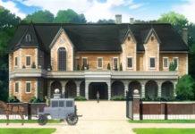 Kenja no Mago a reciclar a mesma casa em múltiplos episódios
