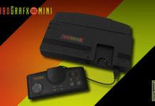 Konami revela TurboGrafx-16 Mini