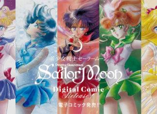 Mangá de Sailor Moon vai ser lançado digitalmente em 10 línguas