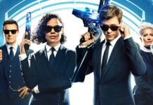 Men in Black: International estreia em 3º em Portugal