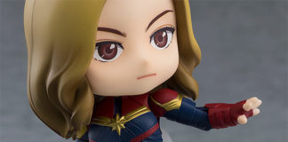 Nendoroid Captain Marvel