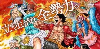 Nova imagem promocional de One Piece: Stampede