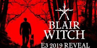 Novo jogo de Blair Witch - Trailer