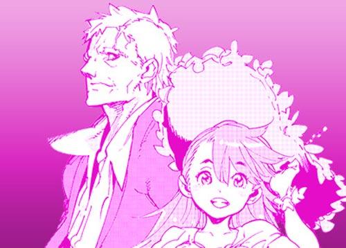 Novo mangá de Hiroki Miyashita e Takeshi Natsuhara