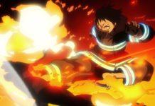 Novo trailer de Fire Force mostra tema de abertura