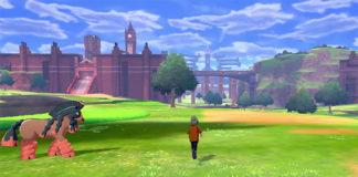 Pokemon Sword e Shield em Novembro