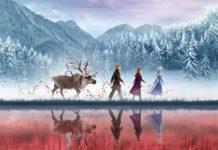 Poster internacional de Frozen 2