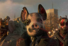 Primeiro trailer de Watch Dogs Legion