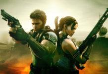 Resident Evil 5 e 6 para Nintendo Switch