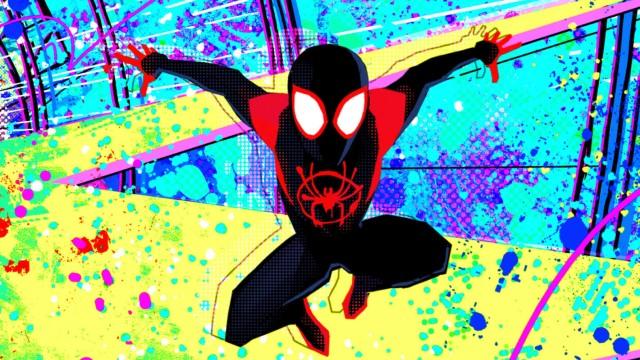 Sequela de Spider-Man: Into the Spider-Verse está em produção