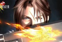 Square Enix revela Final Fantasy VIII Remastered