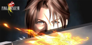 Square Enix revela Final Fantasy VIII Remastered
