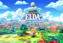The Legend of Zelda: Link's Awakening em Setembro