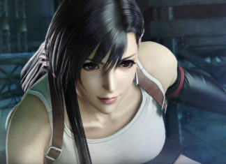 Tifa junta-se a Dissidia Final Fantasy NT