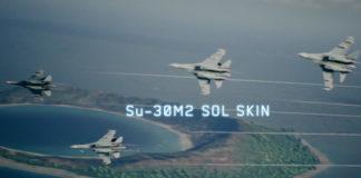 "Trailer de DLC ""ADF-01 FALKEN"" de Ace Combat 7: Skies Unknown"