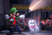 Trailer de Luigi's Mansion 3