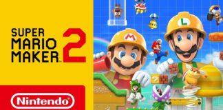 Trailer de apresentação de Super Mario Maker 2