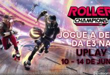 Ubisoft anuncia Roller Champions, Demo já está disponível