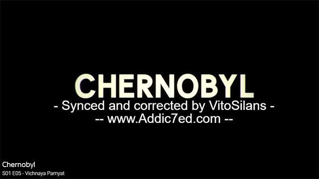 """Ups!!! Sky usa legendas """"pirata"""" em episódio de Chernobyl"""