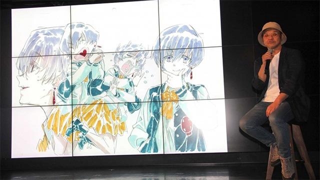 Vlad Love é a próxima série anime de Mamoru Oshii