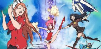 1º filme compilatório de Gundam: Reconguista in G no Outono