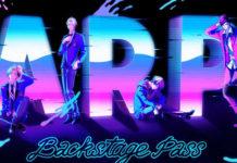 ARP Backstage Pass adiado para 2020