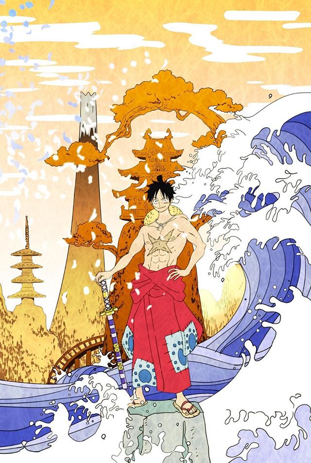 Animador de Devilman Crybaby comemora arco Wano de One Piece