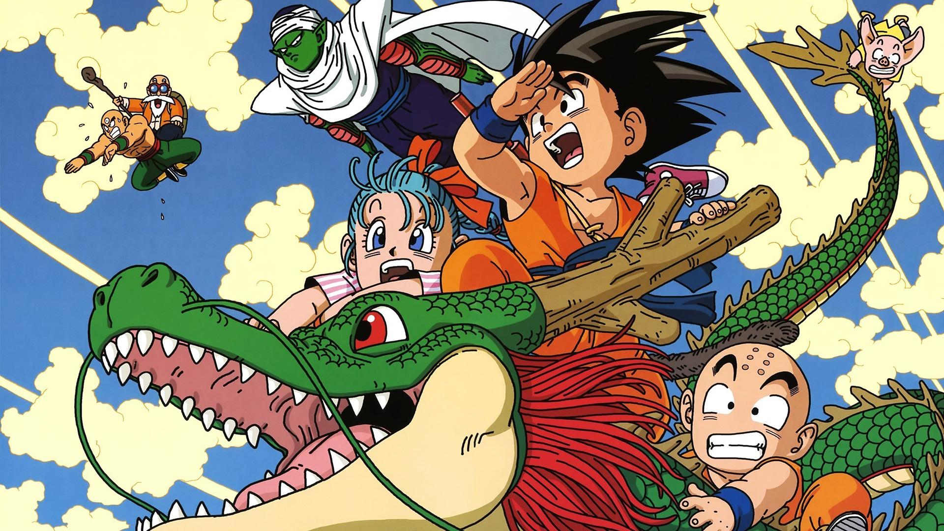 Clássico Dragon Ball vai ser lançado em Blu-Ray