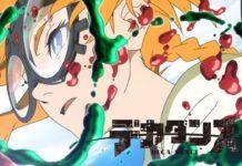 Deca-Dence - Anime original pelo diretor de Mob Psycho 100